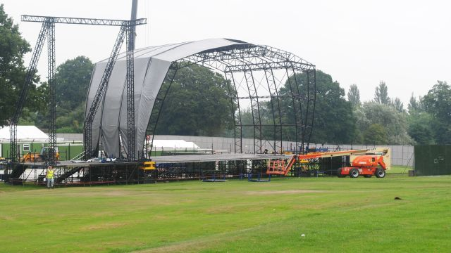 Fusion Festival 2013 - Another shot of the stage