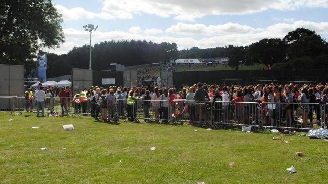 Fusion Festival 2013 - Main entrance