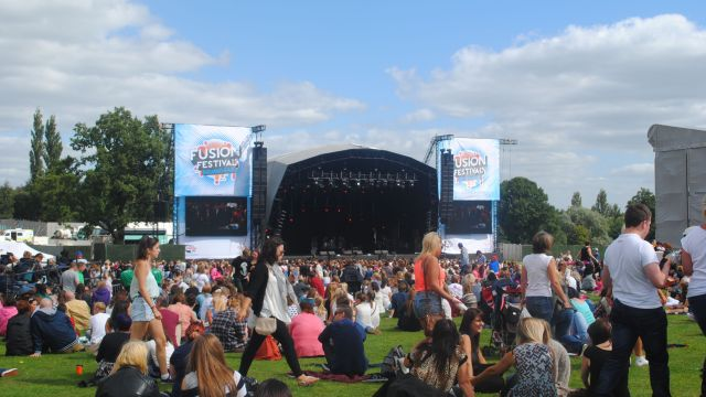 Fusion Festival 2013 - The Crowd