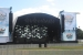 Fusion Festival 2013 - Close-up of the stage