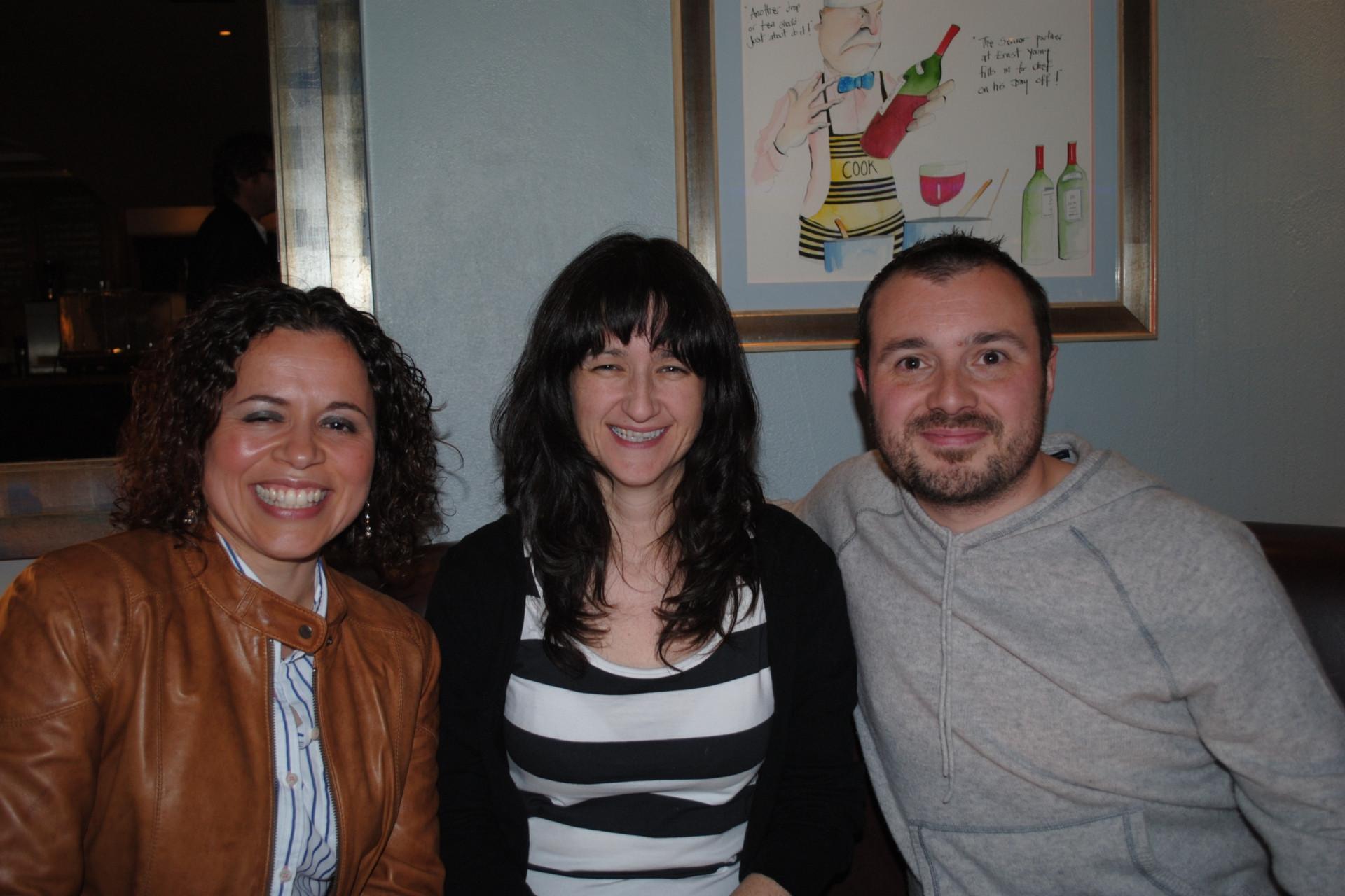Radio Academy at the Metro Bar, May 2011