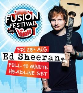 Ed Sheeran Mailer